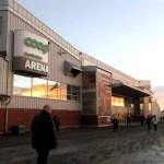 13.14 Framme vid Coop Arena! Foto: Marie Angle/fbkbloggen