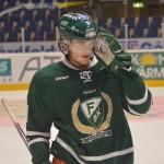 Även Ludwig Byström noterades för assist på 2-0-målet. Foto: Robin Angle/fbkbloggen