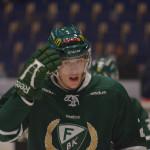 Backen Oskar Niklasson är en av lagets spelare som nyligen varit skadad. Foto: Robin Angle/fbkbloggen