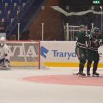MÅÅÅL!!! Istället kommer viktiga 3-1, 15.16 in i tredje perioden. Målskytt: Christoffer Forsberg, utan assist. Foto: Robin Angle/fbkbloggen