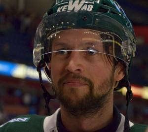 Rickard Wallin är viktig för laget! Foto: Robin Angle/fbkbloggen