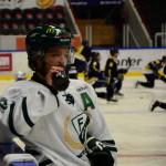 Johan Olofsson, född 1994, är en av dem som gör sin sista juniormatch Foto: Joakim Angle/fkbloggen