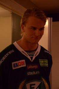 Daniel Gunnarsson Foto: Robin Angle/fbkbloggen