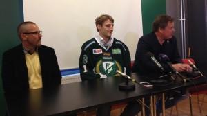 "Presskonferensen 30/4 - ""andra perioden"" som Leif Carlsson kallade den. Foto: Marie Angle/fbkbloggen"