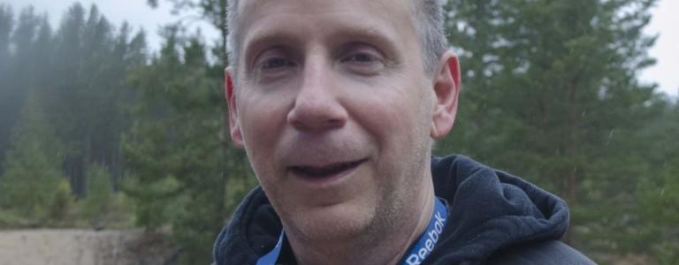 Fystränaren Peter Jasbetz  Foto: Robin Angle/fbkbloggen