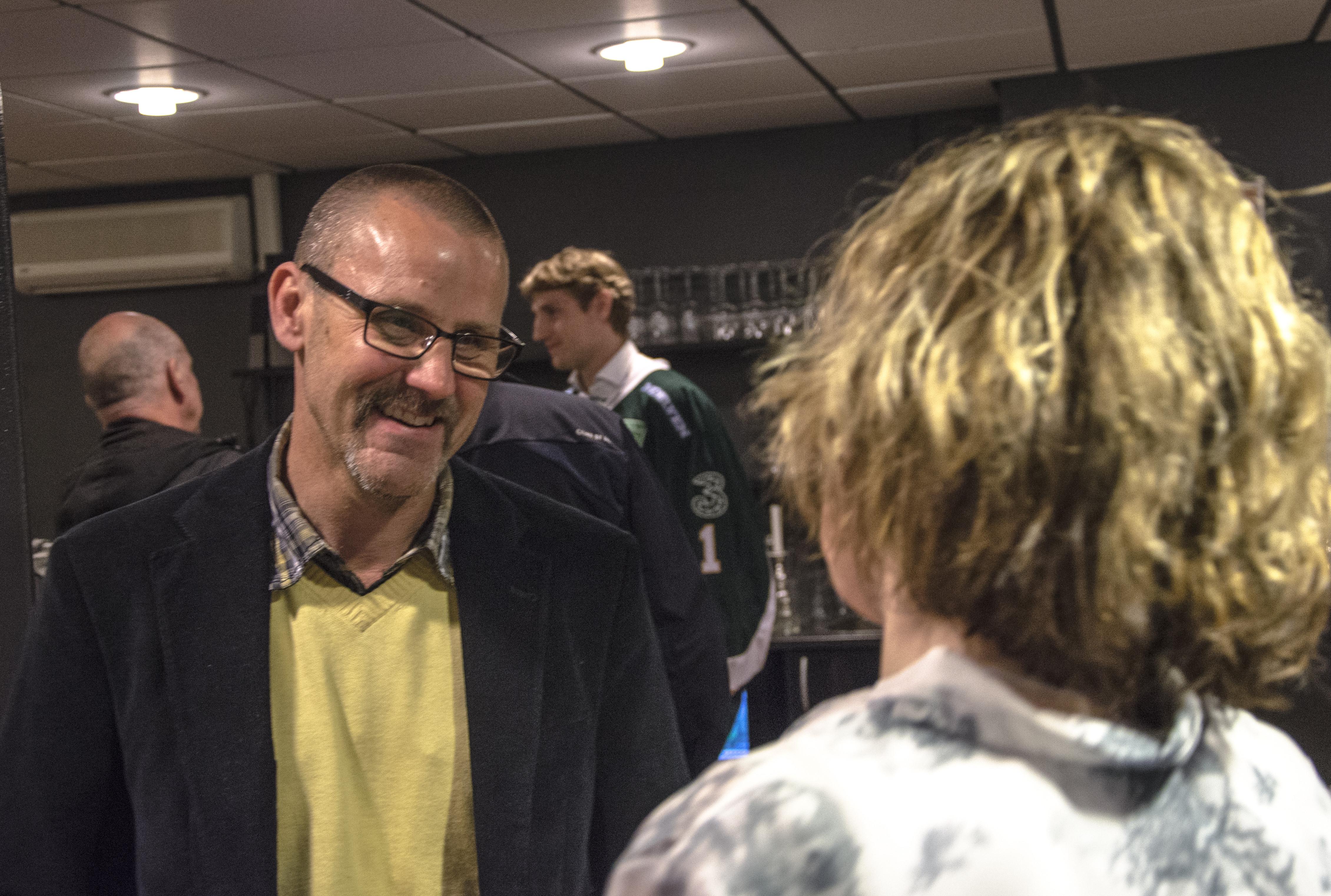 Tommy Samuelsson  Foto: Robin Angle/fbkbloggen