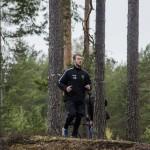 Linus Persson är tillbaka i Värmlandsskogarna Foto: Robin Angle