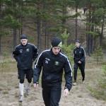 Vargar i Värmlandsskogarna Foto: Robin Angle/fbkbloggen