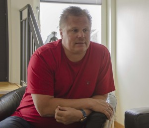 Leif Carlsson lämnade i våras coach-jobbet för att bli sportchef istället. Foto: Robin Angle/fbkbloggen