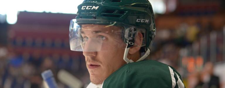 Danske Jesper B Jensen spelar i #14 Foto: Joakim Angle/fbkbloggen