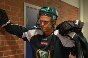 Magnus Nygren åker över till Kanada om en månad för att ta en plats i Montreal Foto: Joakim Angle/fbkbloggen