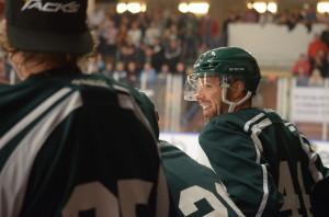 Tillbaka i Färjestad och redo för omstart efter en inspirerande vecka i landslaget Foto: Joakim Angle/fbkbloggen