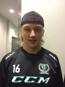 Rasmus Asplund Foto: Marie Angle/fbkbloggen