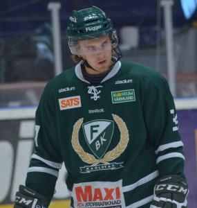 Jesper Nordin, bildar första backpar med Oscar Niklasson