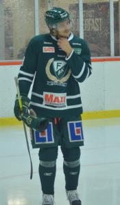Målskytten Jesper Alasaari (se separat intervju längst ned i inlägget) Foto: Joakim Angle/fbkbloggen