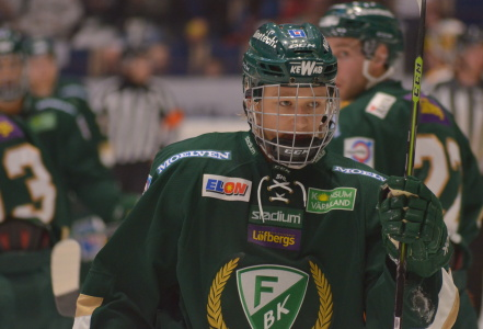 Rasmus Asplund går från klarhet till klarhet! Foto: Robin Angle/fbkbloggen