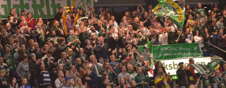 Alla till hallen idag!  Foto: Robin Angle/fbkbloggen