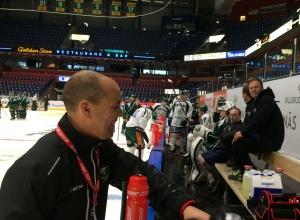 Truppen är vid gott mod, trots en ganska tuff start på säsongen Foto: Marie Angle/fbkbloggen