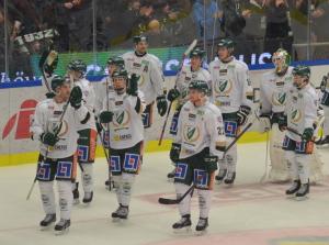 Skönt att få göra lite poäng, tycker Byström, men skönast - och viktigast - är en vinst och tre poäng till laget. Foto: Joakim Angle/fbkbloggen