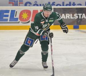 Martin Karlsson in action! Foto: Joakim Angle/fbkbloggen