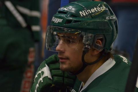 Benjamin Trust är en av J20-spelarna som har tagit stora kliv i höst Foto: Joakim Angle/fbkbloggen