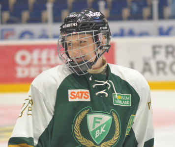 Julia Pettersson  Foto: Joakim Angle/fbkbloggen