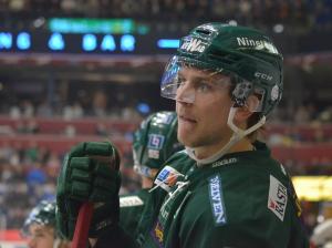 Daniel Gunnarsson är en av spelarna som får beröm av Samuelsson efter matchen. Foto: Joakim Angle/fbkbloggen
