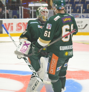 Gunnarsson och PW har båda en stigande form Foto: Joakim Angle/fbkbloggen