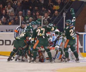 Spelare i målgården, någon? Foto: Robin Angle/fbkbloggen