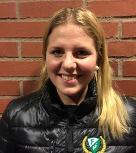 Frida Andersson gjorde hattrick i lördagens match! Foto: Marie Angle/fbkbloggen