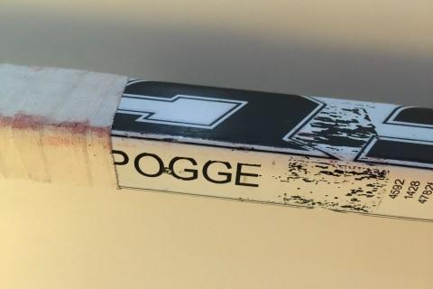 Pogges klubba symboliserar starka känslor! Perfekt pris till Foto: Marie Angle