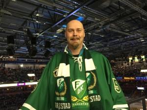 Janne Håkansson i Löfbergs Arena 28/12 2014 Foto: Marie Angle/fbkbloggen