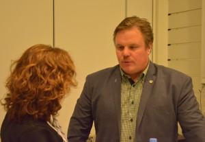 Leif Carlsson har bråda dagar! Foto: Joakim Angle/fbkbloggen