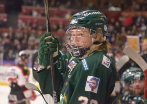 Skönt att se att Rasmus Asplund är tillbaka efter skadan! Han har några tunga veckor bakom sig, men något säger mig att den ambitiöse och smarte 17-åringen kommer vända det till något positivt på sikt... Foto: Joakim Angle/fbkbloggen
