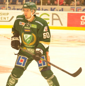 Mycket Koskiranta i play in-match 2  Foto: Joakim Angle/fbkbloggen