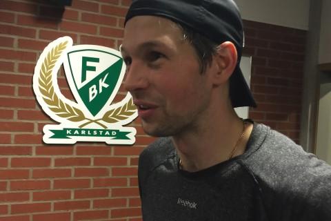 Grattis Rickard Wallin som äntligen fick göra sitt första mål för säsongen! Foto: Marie Angle/fbkbloggen