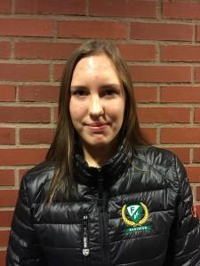 Linda Glädt fortsätter att storspela i målet och imponerade på förbundskapten Boork Foto: Marie Angle/fbkbloggen