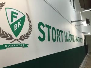 Stort hjärta och hårt arbete i Kobbs Arena! Foto: Marie Angle/fbkbloggen