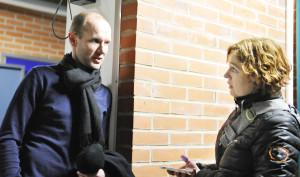 Nils Ekman, sportchef i Djurgården IF Dam Foto: Simone Syversson/Enomis