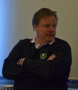 Leif Carlsson Foto: Robin Angle/fbkbloggen