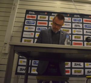 Tommy Samuelsson konstaterar att den tuffa starten påverkade laget hela säsongen Foto: Joakim Angle/fbkbloggen