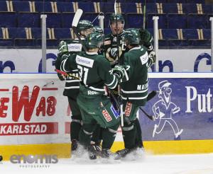 Mot nya segrar - och SM-finalspel... Kom och stötta J20 i årets sista hemmamatch!  Foto: Simone Syversson/Enomis