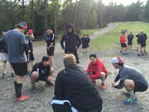 Försäsongens förberedelser börjar betala sig för Färjestads juniorer Foto: Marie Angle/fbkbloggen
