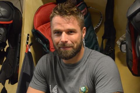 Milan Gulas, poängbäst i såväl FBK som i tjeckiska landslaget under Karjala CupFoto: Joakim Angle/fbkbloggen