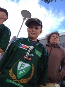 18/7 gick den första grillfesten av stapeln utanför Löfbergs Arena. Detta på initiativ av  Färjestadssupportern Marie Björkman som startade eventet i en fansgrupp på facebook.
