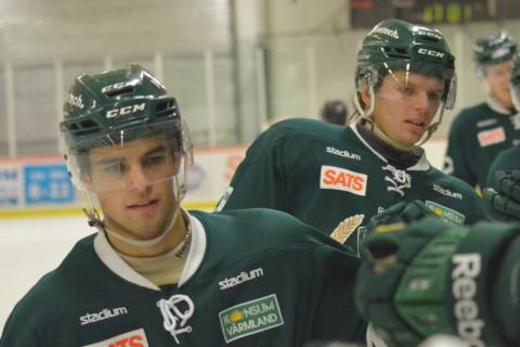 Tre segrar på tre matcher blev resultatet för Färjestads båda juniorlag i helgen. Den här veckan väntar fyra nya matcher! Foto: Joakim Angle/fbkbloggen
