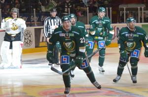 John Persson har precis gjort sitt första SHL-mål! Foto: Joakim Angle/fbkbloggen