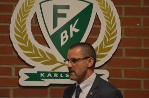 Tommy Samuelsson och hans Färjestad tänker lära av den här matchen och komma igen i andra akten! Foto: Joakim Angle/fbkbloggen