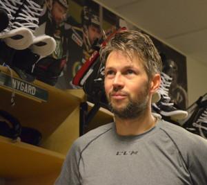 I kväll hyllas han i Löfbergs Arena! Ni är väl på plats?! Foto: Joakim Angle/fbkbloggen