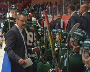 Samuelsson är stolt över sina mannar Foto: Joakim Angle/fbkbloggen